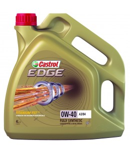 Castrol Edge A3/B4 0W40