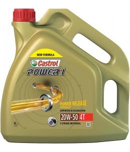 Castrol Moto Power 1 4T 20W50
