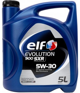 Elf Evolution 900 SXR 5W30