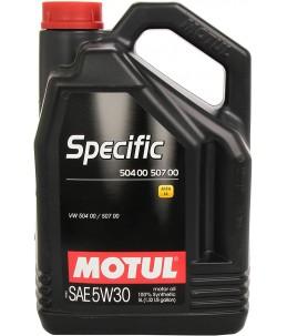 Motul Specific VW 504/507 5W30