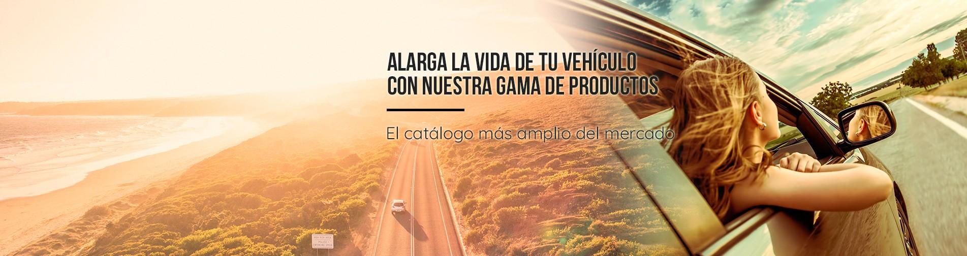 Alarga la vida de tu vehículo con nuestros productos